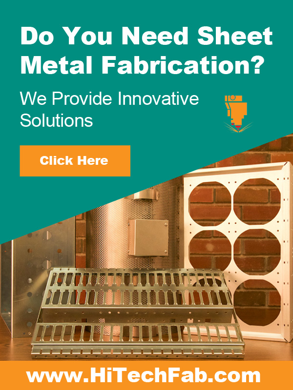 Sheet Metal Fabrication CTA