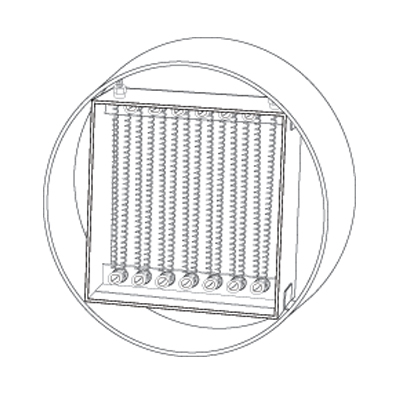 Open Air Radiant Heater