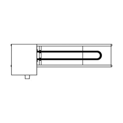 Tubular Radiant Heater